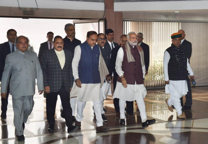 Cong has lost 'direction and plot' as main Oppn party: Govt
