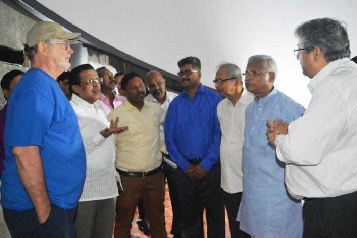 Swami Vivekananda Planetarium to have '8K' 3D Digistar-6 projection system