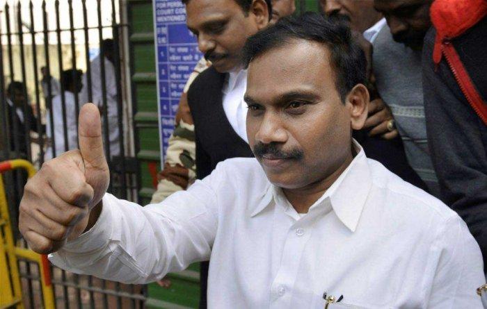 Vested interests manipulated public perception: Raja