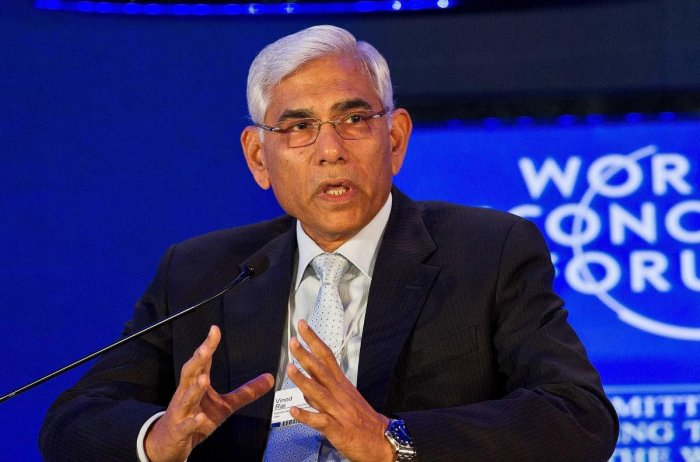 Cong guns for ex-CAG Vinod Rai's resignation