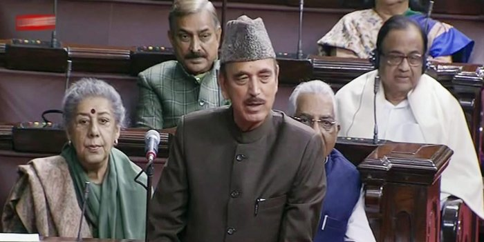 RS adjourns: Cong insists on resolving impasse over Modi's remarks