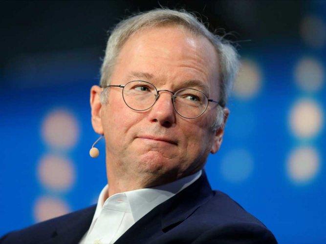 Alphabet's Schmidt quits as executive chairman