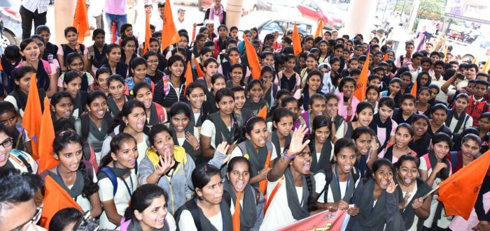 State govt neglecting edn sector: ABVP