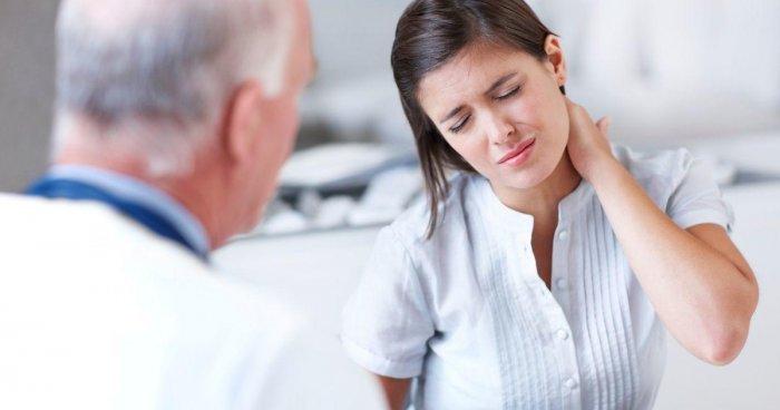 Treating chronic neck pain