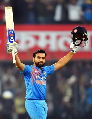 Rohit savouring every moment of India captaincy