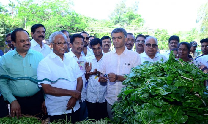 Organic-millets stall to come up in Mangaluru