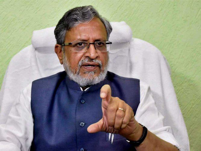 As you sow, so you reap: Sushil Modi on Lalu's conviction