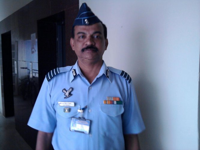 IAF officer from M'luru passes away