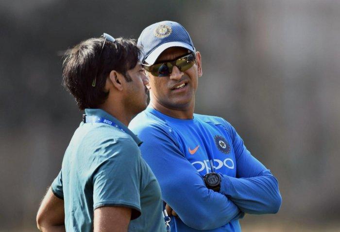Dhoni fixed till WC, says Prasad