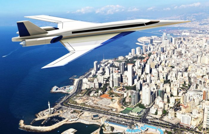 Dreams of super-fast jet travel face headwinds