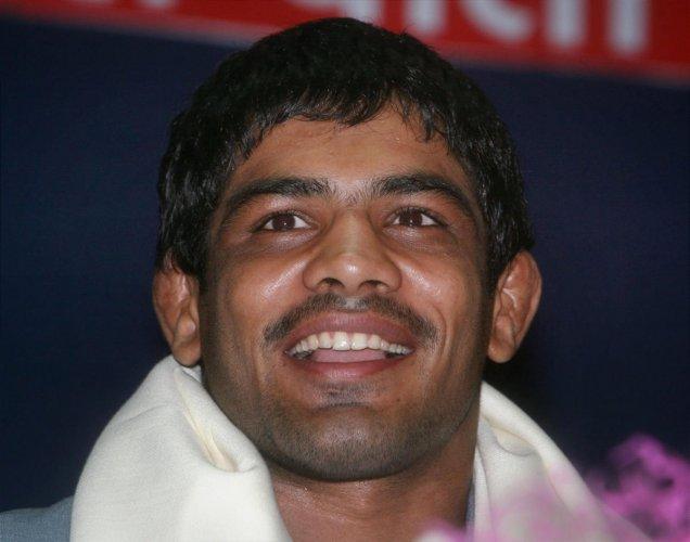 Sushil hits jackpot at auction