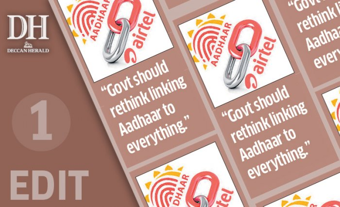 Aadhaar-linking: heed this cautionary tale