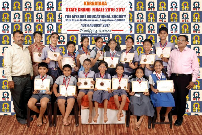 Mangaluru students in the National Spell Bee finale