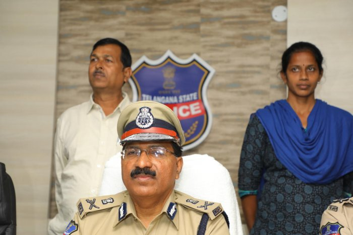 Maoist leader, wife surrender