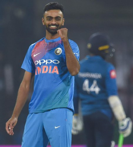 Lanka series has helped me gain confidence: Unadkat