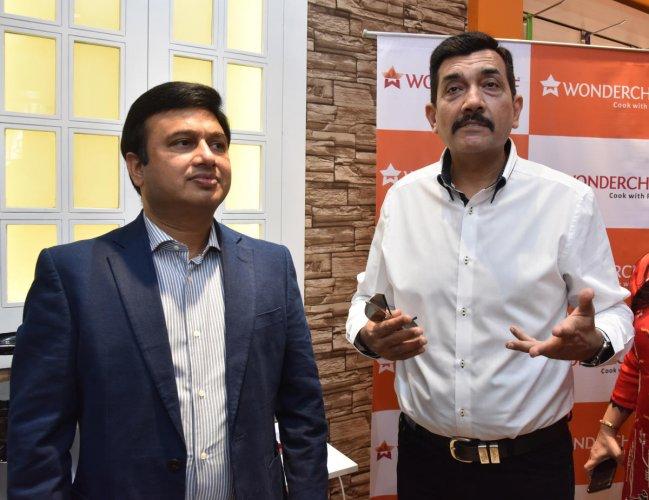 Wonderchef enters Bengaluru