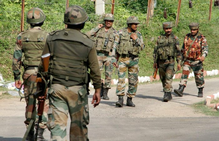 Army crosses LoC again, kills three Pak soldiers