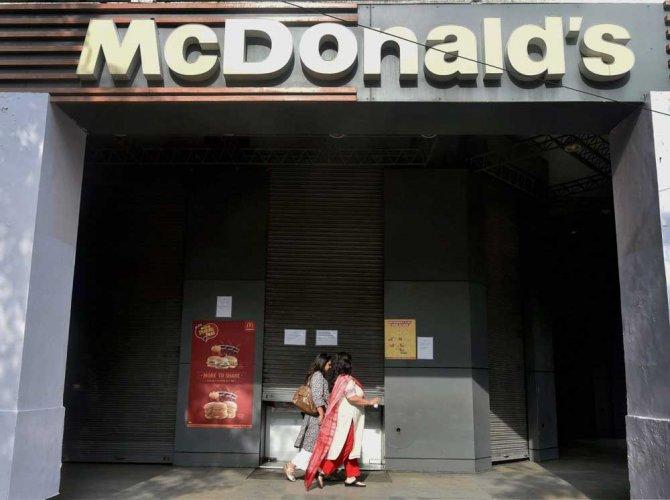 McDonald's dispute: Singhvi writes to CPRL logistics partner to resume supply