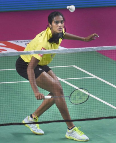 Sindhu unhappy with timing of service law