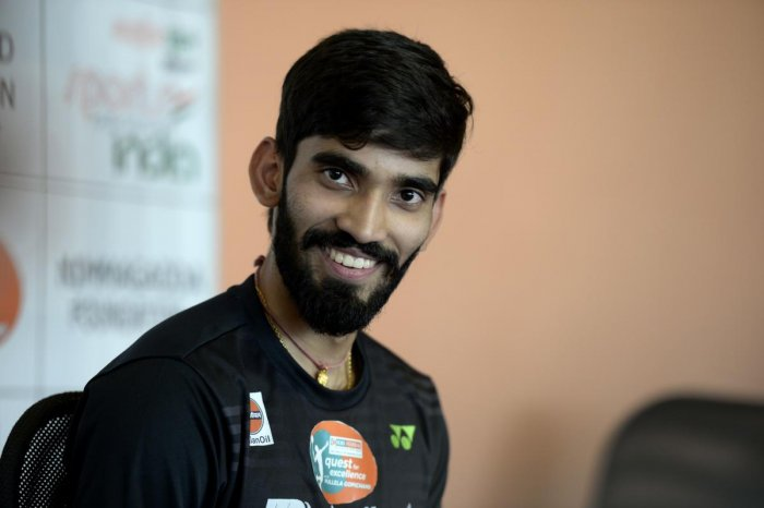 Fitness key to medals in 2018, says Srikanth