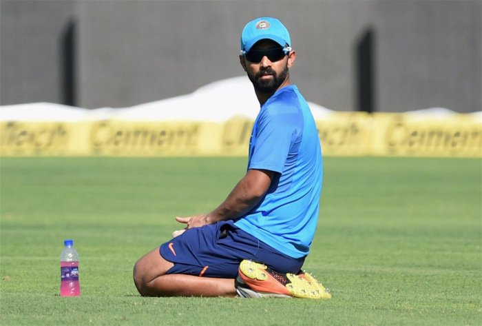 Best chance to win a Test series in SA: Rahane