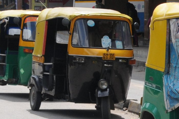 No two-stroke autos in Bengaluru from April