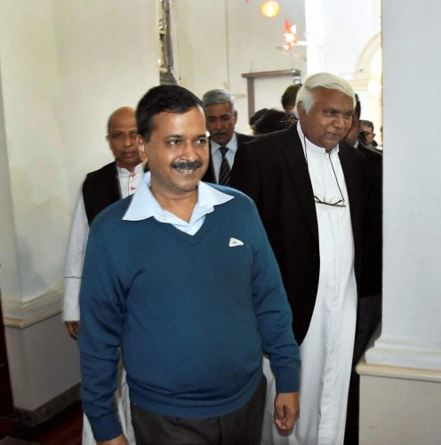 Kejriwal govt had a busy time as Delhi breathed uneasy