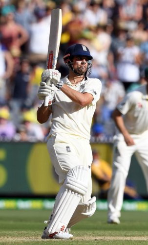 Cook, Broad power England