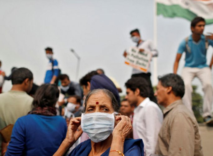 'Air pollution may increase premature death risk in elderly'