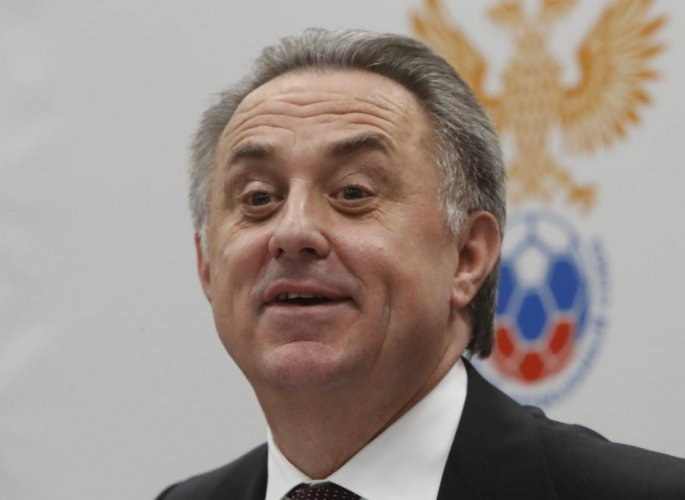 Mutko quits World Cup role