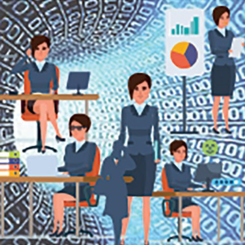 Diversity is good: India's IT sector needs more women