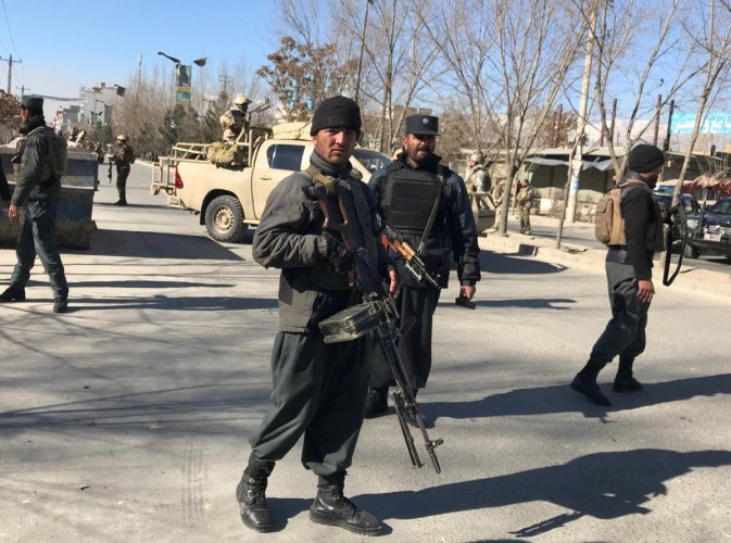 40 dead, dozens wounded in multiple blasts in Kabul