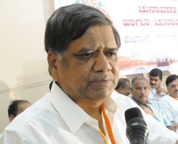 Producing Parrikar's letter before Tribunal will suffice to get water: Shettar