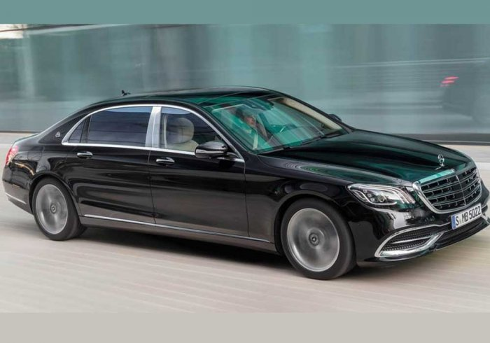 Mercedes-Benz to launch new Maybach S 650 at Auto Expo 2018