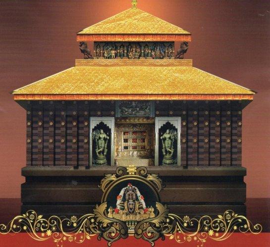 Udupi Sri Krishna temple to get golden tower thanks to Palimaru Mutt seer