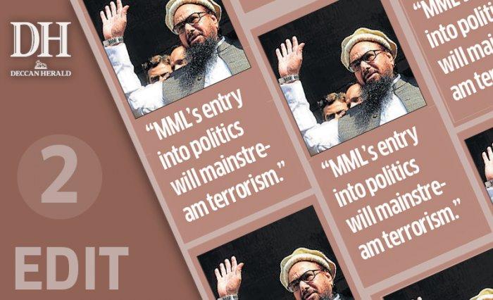 Hafiz Saeed's MML: worry for Pak, India