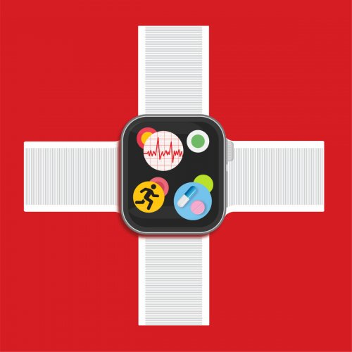 It's an app a day for big tech in healthcare