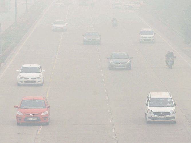 Delhi smog: MoEF nod for tech to curb crop residue burning