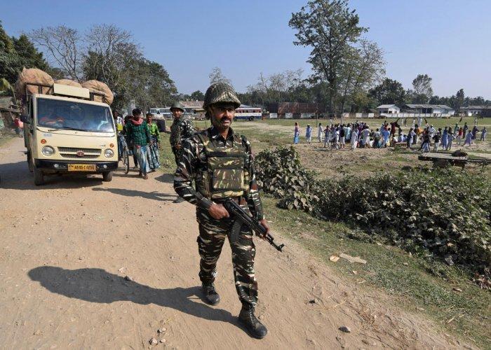 Assam tense ahead of citizens list targeting 'illegal Bangladeshis'