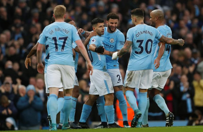 Record-chasing City seek perfect end