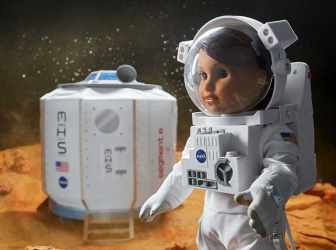 NASA, American Girl inspire next generation of space explorers