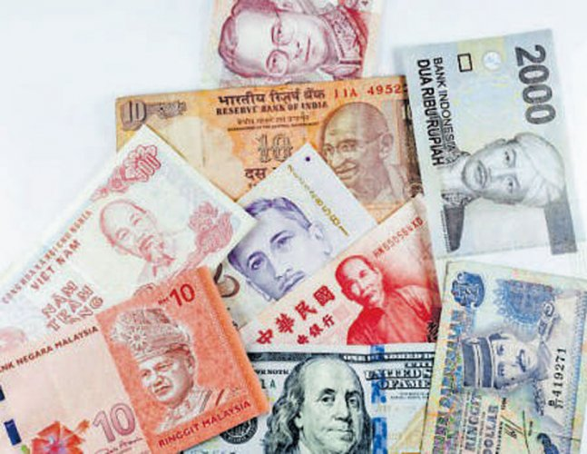 Forex reserves hit record USD 404.92 bn