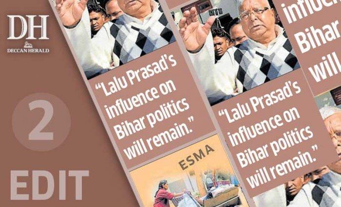Don't write off Lalu's politics yet