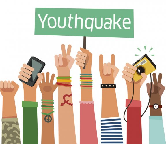 2017 Word of the year? 'Youthquake'