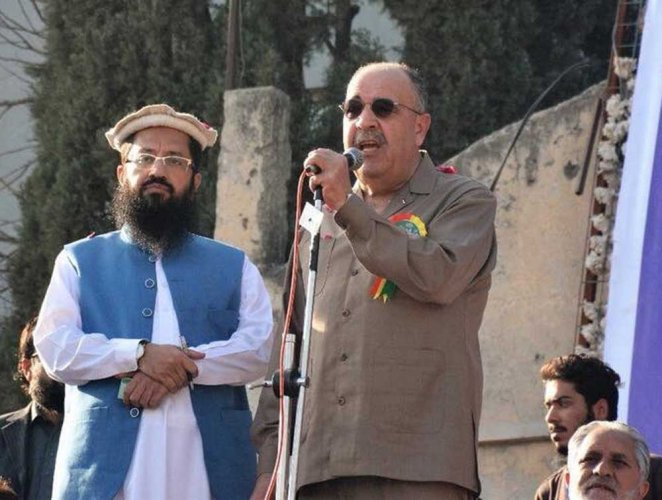 Palestine recalls Pak envoy after India objects to his presence in Saeed's rally