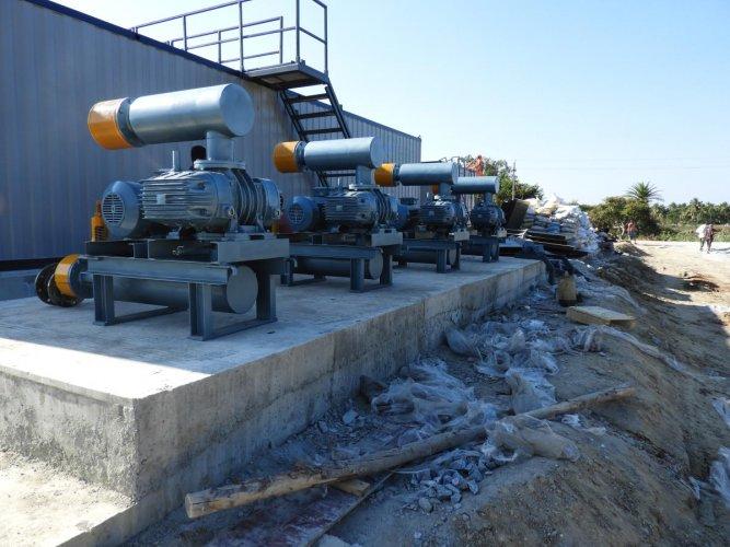 First hi-tech STP plant at hobli level in Shravanabelagola