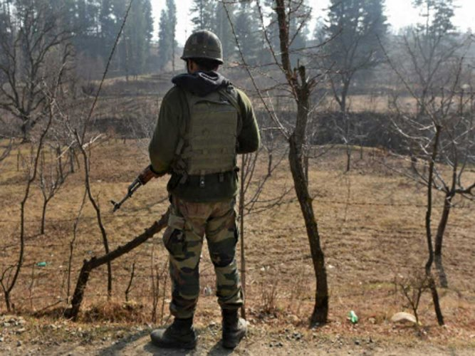 Pulwama suicide attack:Three CRPF personnel, 2 militants killed