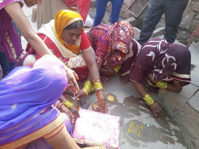 Widow in Rajasthan defies age-old tradition, takes part in rituals at son's wedding