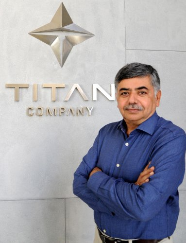 Titan looks beyond jewellery, clocks ahead