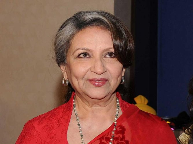 Sharmila Tagore pitches for gender equality